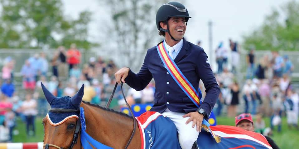 Roberto Terán y Dez Ooktoff fue el binomio seleccionado por el entrenador nacional Heinrich Engemann para representar a Colombia en los Juegos Olímpicos de Tokio 2020