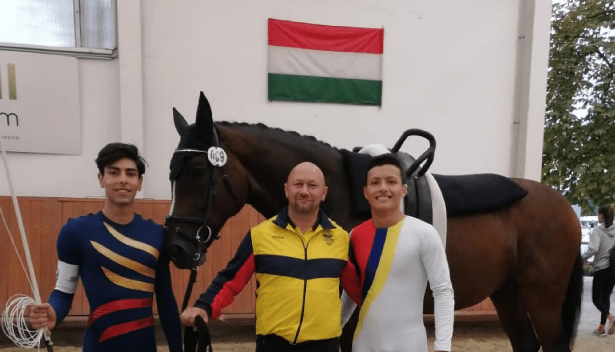 RESULTADOS EN VIVO DEL FEI VAULTING WORLD CHAMPIONSHIPS FOR SENIORS – BUDAPEST, HUNGRÍA