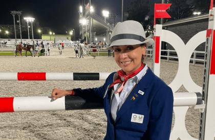 Los mejores éxitos a la delegación ecuestre colombiana en los Juegos Olímpicos Tokio 2020 (1)